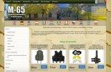 Интернет-магазин военной одежды, снаряжения и аксессуаров М-65